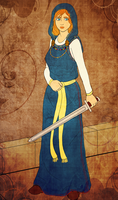 Aethelflaed by Tigertwins