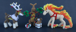Pokemon Christmas for Altearithe's Contest by Pickleweasel360