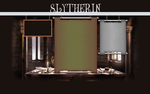 Pottermore Slytherin Wallpaper by peppermintfrogs