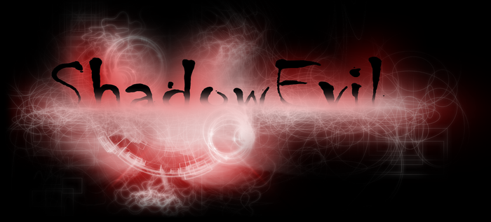ShadowEvil Logo (first) by Shadow3vi1