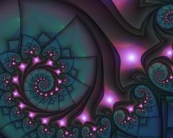 Twisted wallpaper... by Gurly