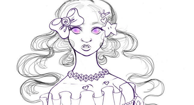 Adelaide WIP by IntravenousDollhouse