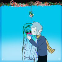 Mistletoe Meme Riley By Alwaysforeverhailey-d897ad by 4EverBecause