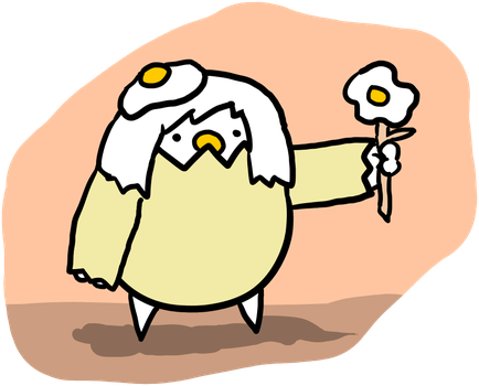 What If Egg Is Egg by Clunse