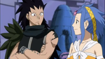 Gajeel X Levy moment by PunkPrincess789