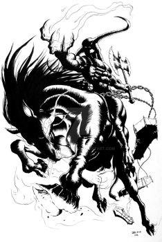 Storm Rider by Level9Drow