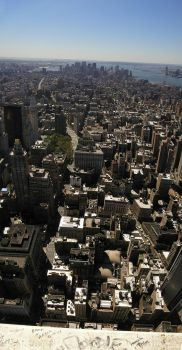 NYC - Manhattan South by freezejeans