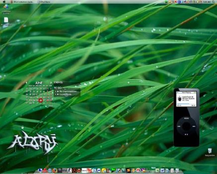 My Lovely Desktop by aldry