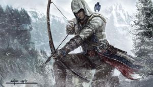 ASSASSIN'S CREED III by amirulhafiz