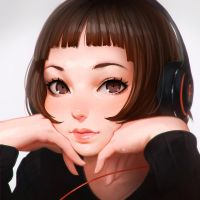 Headphones by Kuvshinov-Ilya