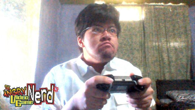 The Angry Video Game Nerd cosplay by JoeyTribbiani125