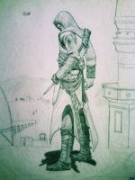 Assassin's Creed Altair by JazzyBlue95