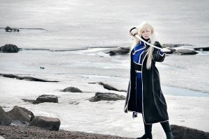 FMA Cosplay: North Steel by alberti