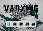 +Varying Styles by ISatQuietly