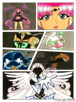 Stardust Senshi: Who Are You? (Page 3 of 4) by auraechan