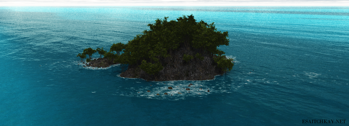 Island by shk828