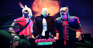 Hotline Fortress by zimsd619