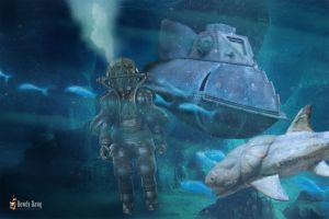 Seabed Explorer by Rowdy-Dawg