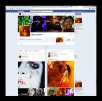 Like Me On Face Book by ezakytheartist