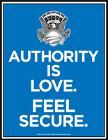 Authority is Love by luvataciousskull