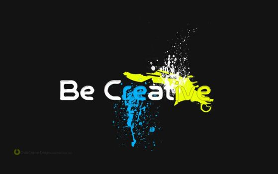 Be Creative by Chaki-SK