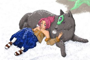 Legaia Contest: Winter Theme by Song64