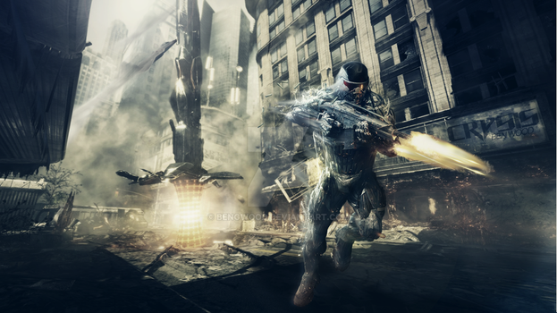 Crysis by BenGWood
