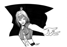 LeeLoo by RichBernatovech