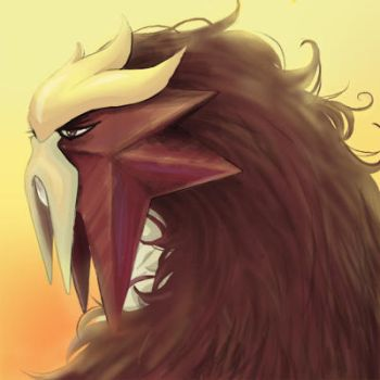 Entei - avatar by Gardi