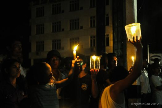 Power Outages Protest MDY 9 by nyiminsan