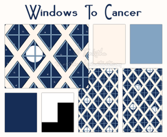 Windows to Cancer - 1 by Tankitha