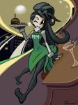 Skullgirls: MadMans Cafe Waitress by southpawper
