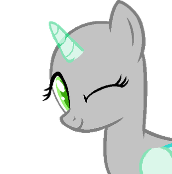 Pony Wink --BASE-- by iVuiAdopts