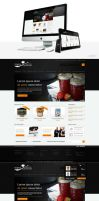 Fine Grocery Web Store - Prestashop by AP-3