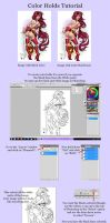 Color Holds Tutorial by StacyRaven
