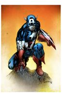 Cap by Spidermanfan2099 by SpiderGuile