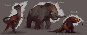 Ancestors Concept (Brainstorm fb group) by Coffeeater