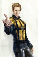 Xmen: Magneto - First Class by annecain