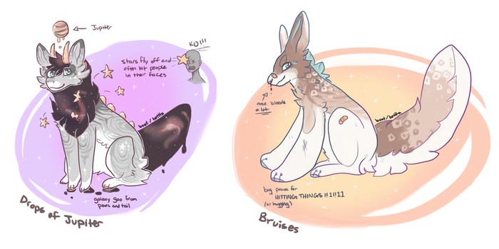 Train Song Adopts - open by bettta