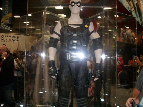Watchmen Comedian Costume by guardianblade801