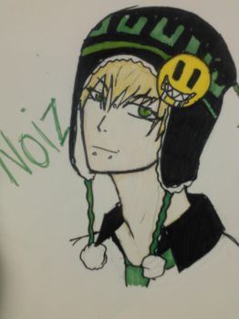 noiz by troublemeetsawesome