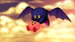 Fly on your own Kirby by LoveBobu