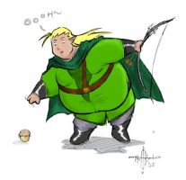Lord of the Rings       of FAT by gunmouth