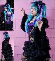 Vocaloid: Sandplay Singing of the Dragon by Neferet-Cosplay