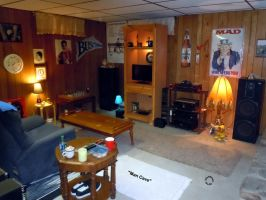 MAN CAVE by bls35mm
