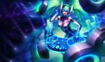 DJ Sona Kinetic - League of Legends by MichelleHoefener