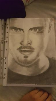 Jesse Pinkman from Breaking Bad by bpmha