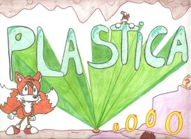 Tails y Tails Doll-Plastica by Runnie-the-cheetah