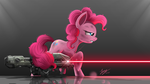 Pinkie's Pie's New Party Cannon by Duskie-06