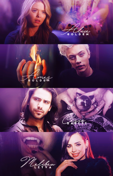 TGK - Character Banners by stormyhale